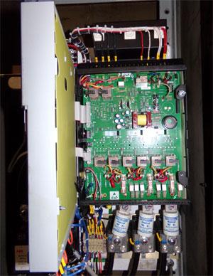 defective main circuit board