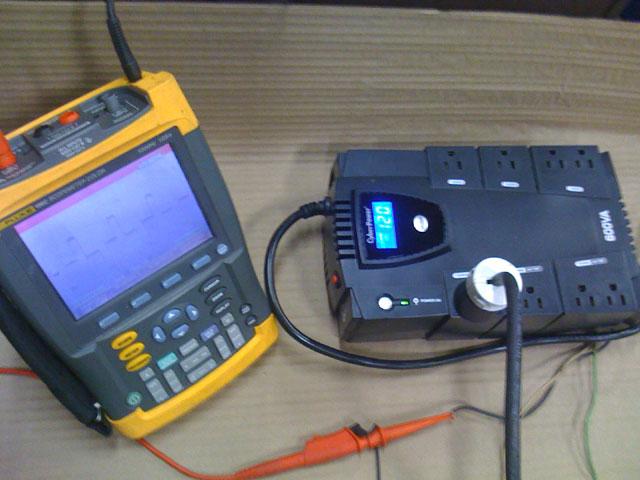 industrial computer battery backup problem